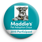 http://www.maddiesfund.org/maddies-pet-adoption-days-2015.htm